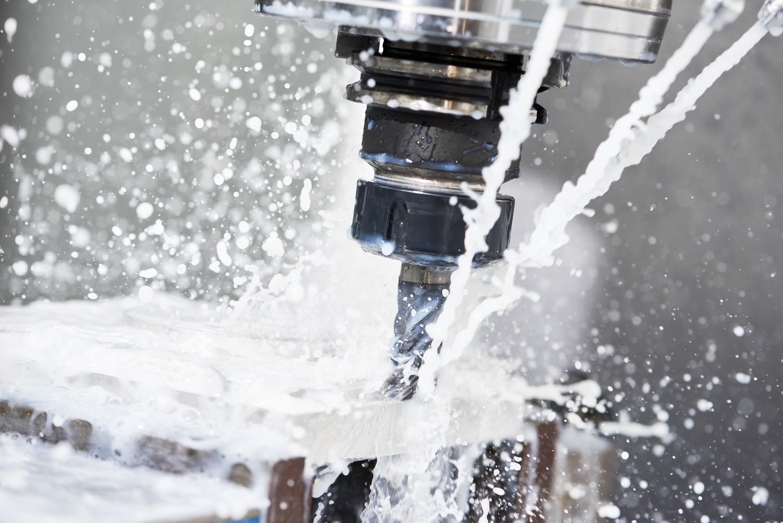 Transformation des métaux : Fraisage - EroDecoupe Industrie